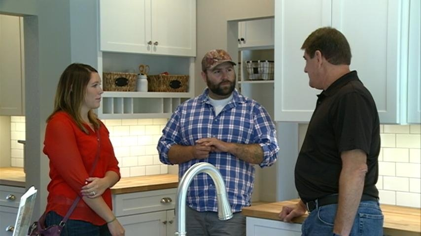 Young homebuyers head to La Crosse Area Parade of Homes