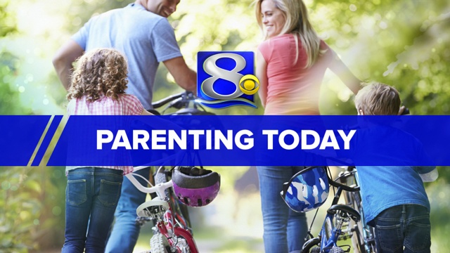 Parenting Today on News 8 at 5
