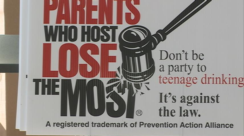 'Parents Who Host Lose the Most' campaign kicks-off in La Crosse