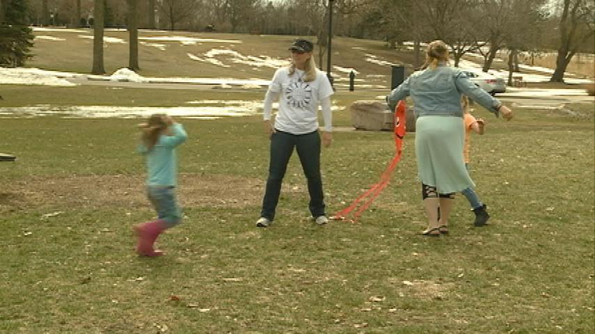 Child abuse prevention month walk brings together family for final event