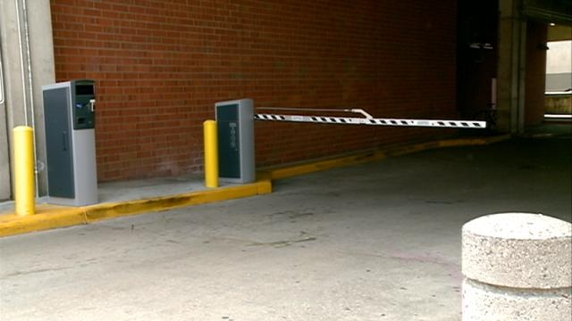 Another change coming to downtown parking ramp