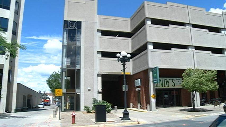 Proposal could remove 'reserved' signs from city parking ramps