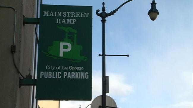 Parking board trying to 'simplify' parking ramps