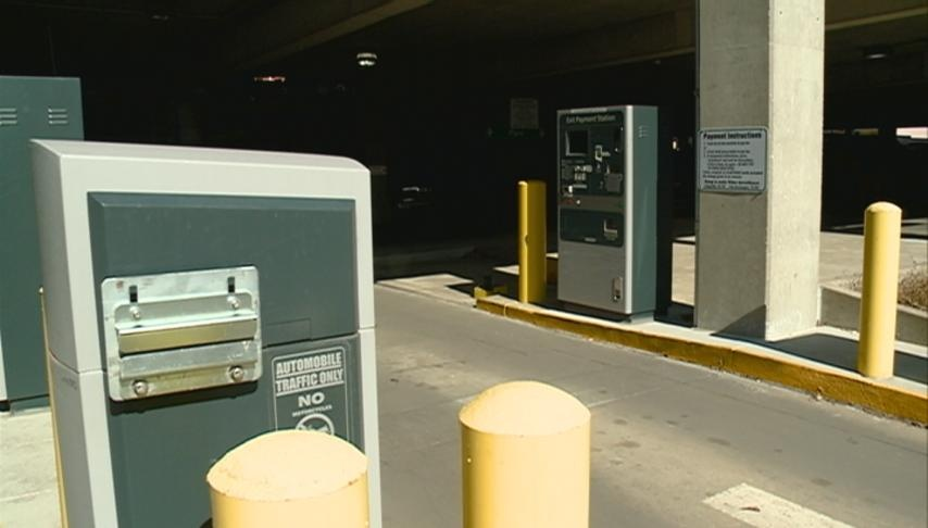 La Crosse parking ramps free until issues are addressed