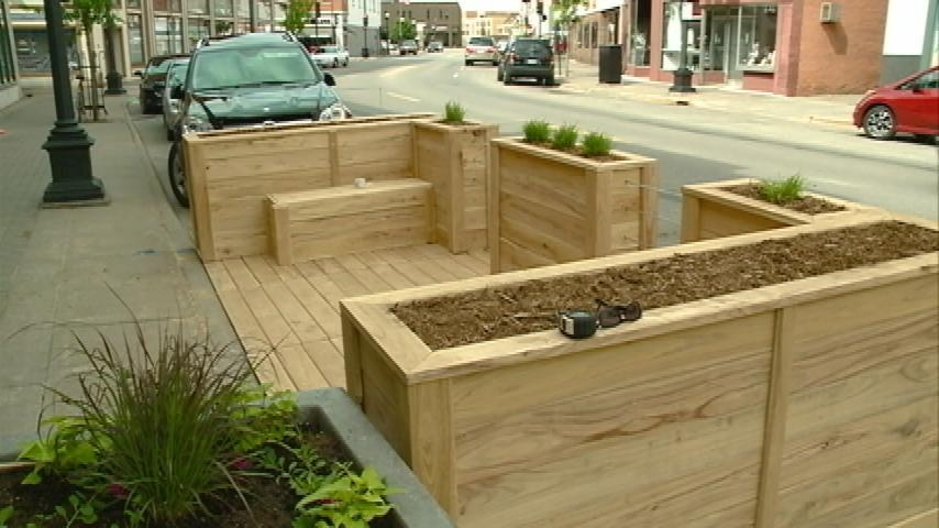 La Crosse's parklet program looking to expand