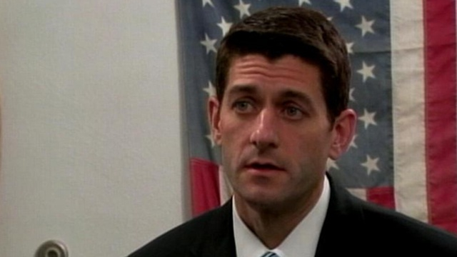 Paul Ryan says he is not running for president in 2016