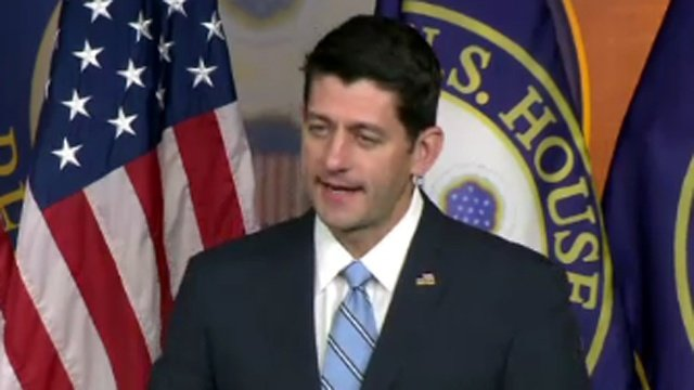 Paul Ryan endorses Donald Trump for president