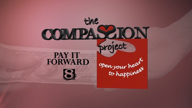 News 8 launches The Compassion Project: Pay It Forward