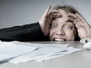 I'm afraid of my paycheck: The most feared workplace phobias