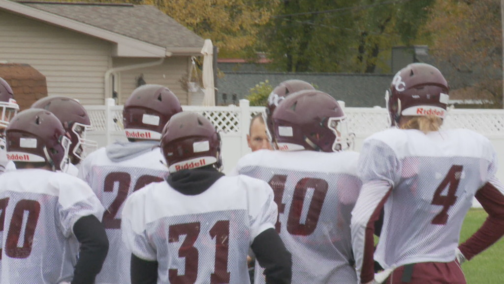Saint, Prairie du Chien running game looks to keep rolling in Level 1