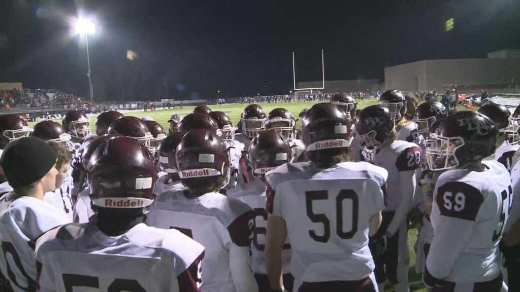 Prairie du Chien football falls in state semifinals