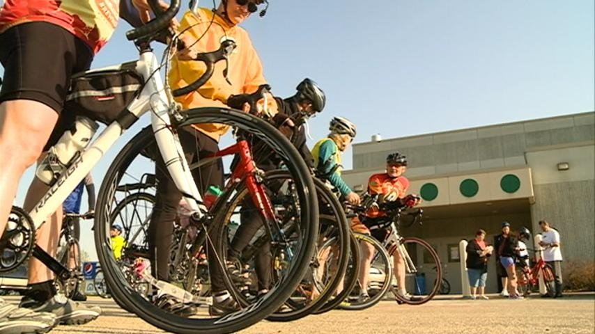 Bike ride helps raise money, awareness in fight against polio