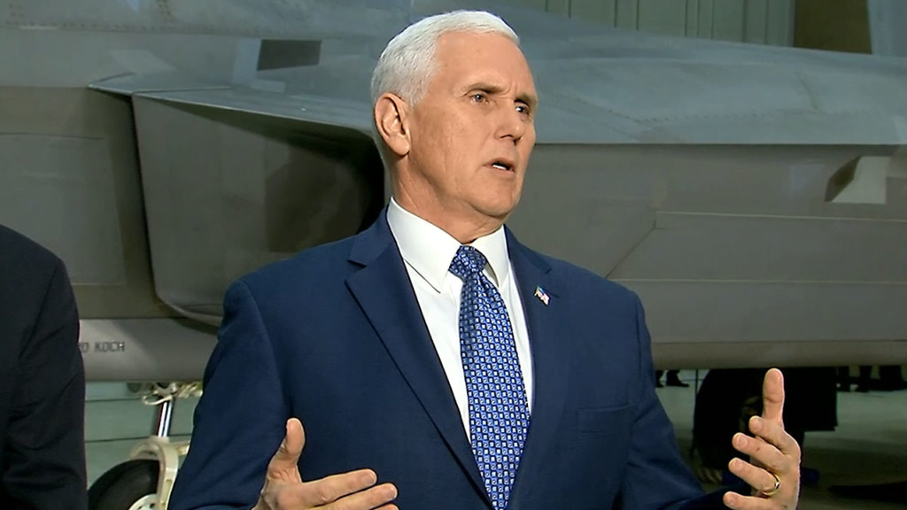 Pence to participate in Milwaukee forum to tout tax overhaul