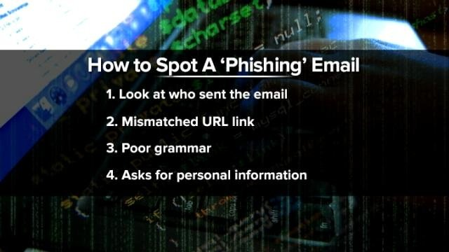 4 steps: How to spot a 'phishing' email and prevent being hacked