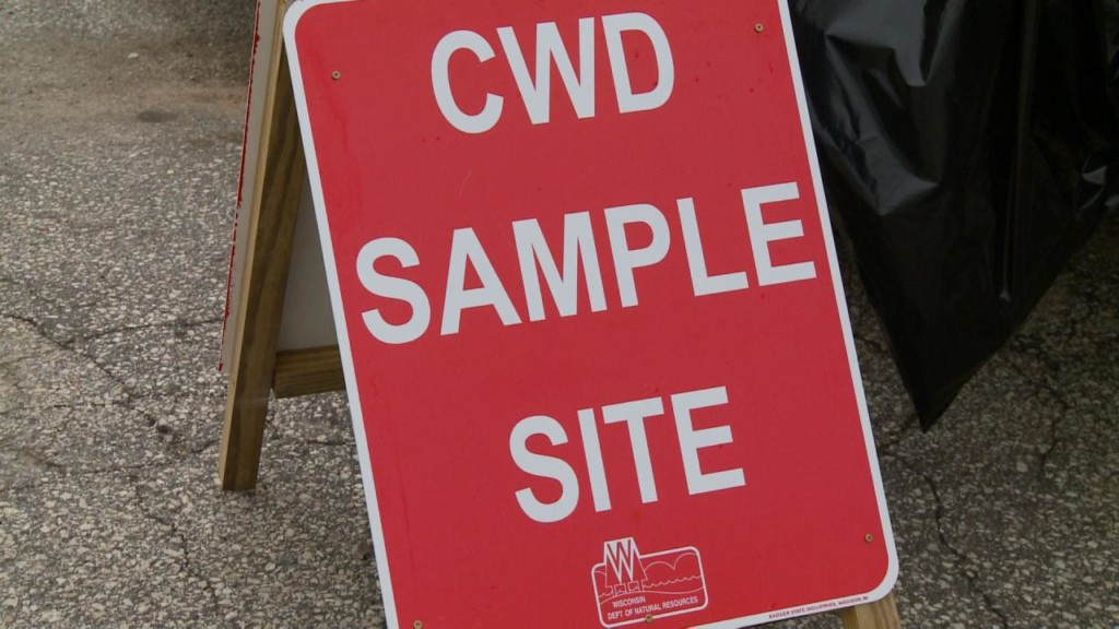 Wisconsin DNR testing for CWD in La Crosse area sampling stations