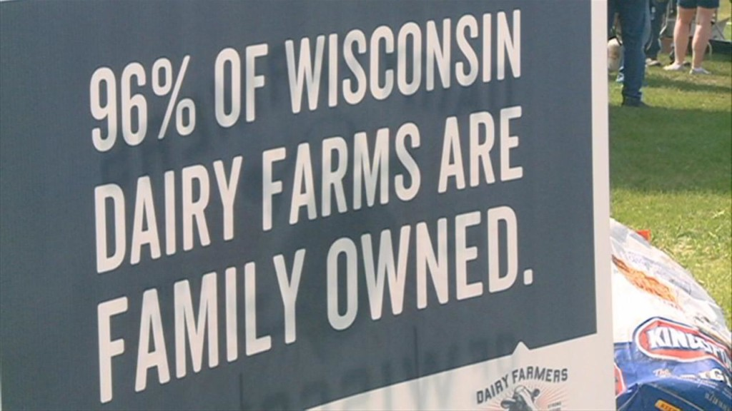 Wisconsin farmers getting a boost to help cope with stress