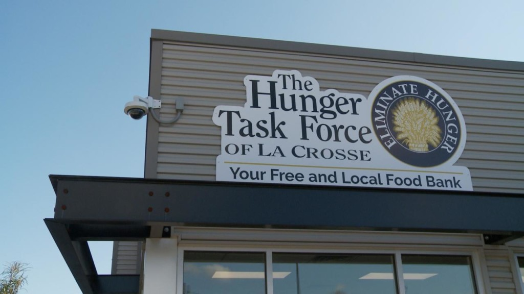 Food pantries providing for struggling local families as winter approaches