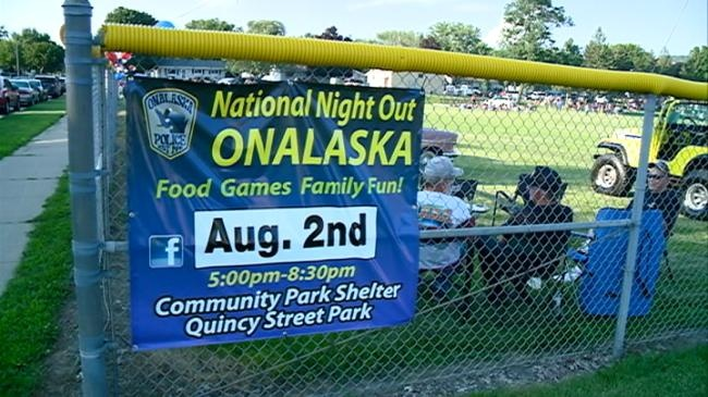 Community members come together for National Night Out