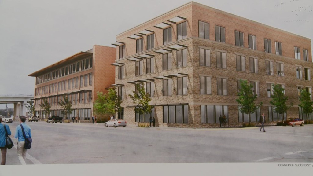 Fastenal getting new office facility in downtown Winona