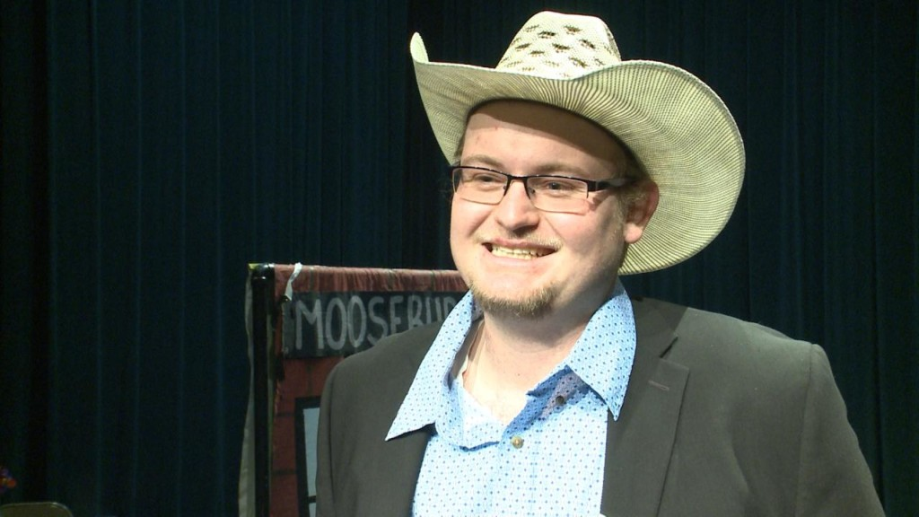 Caledonia man performing at former high school before heading to 'America's Got Talent'
