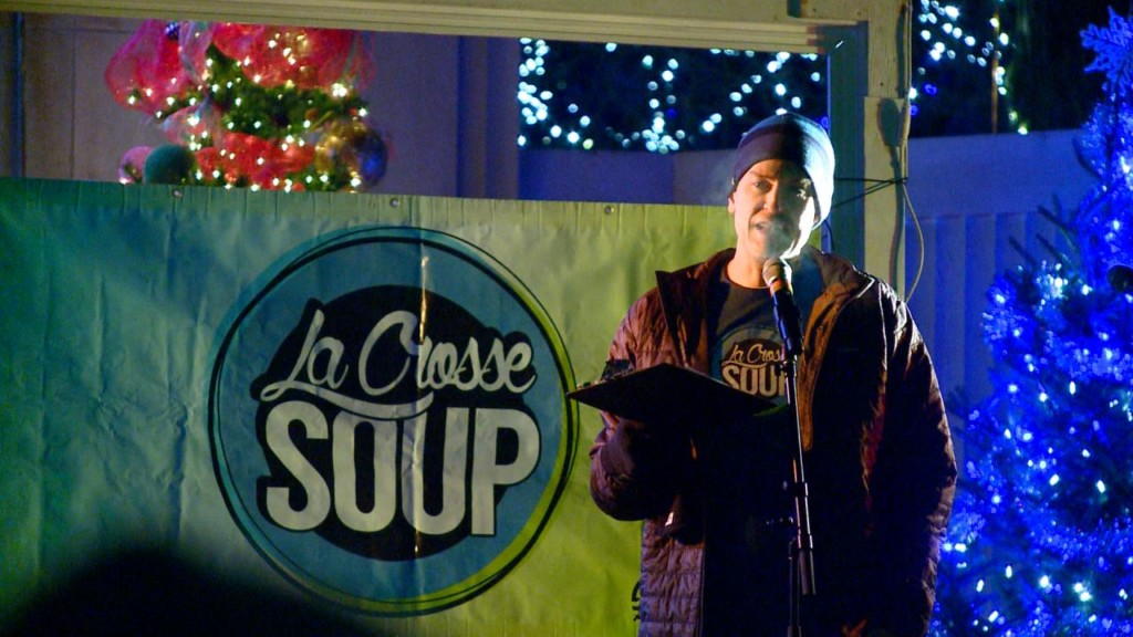 La Crosse SOUP at the Rotary Lights