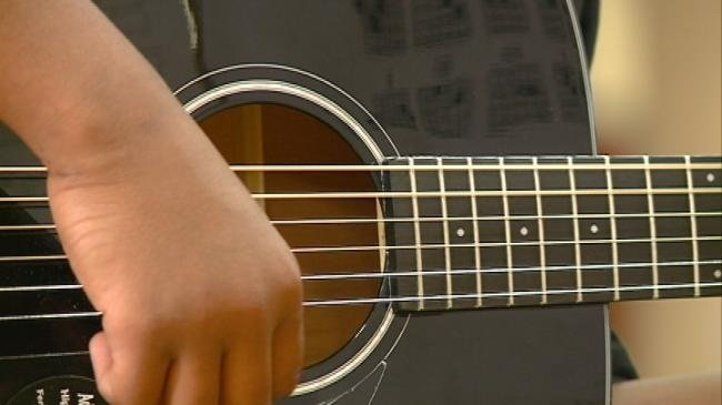 'Play It Forward' kids show off new musical talent