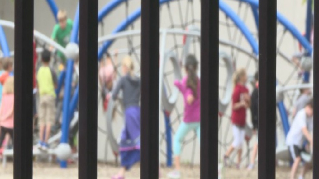 Wisconsin kids rank 13th in the country in overall well-being