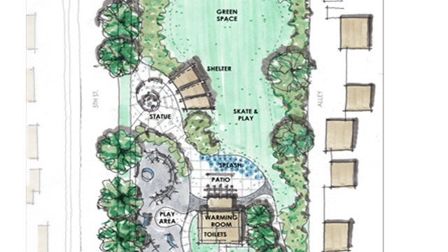 Neighborhood Association plans renovations to Poage Park