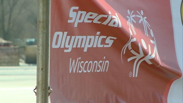 Special Olympian gears up for Polar Plunge
