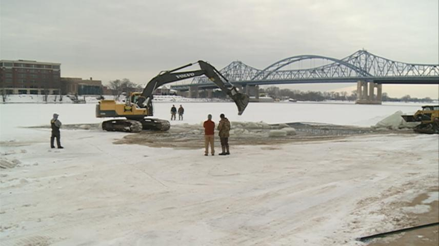 Polar Plunge preparations underway for annual event