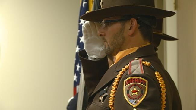 Vernon Co. Sheriff's Dept. holds annual Police Memorial Service