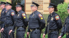 Area police officers honor those who died while in line of duty