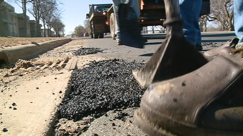 Pothole repairs continuing in La Crosse