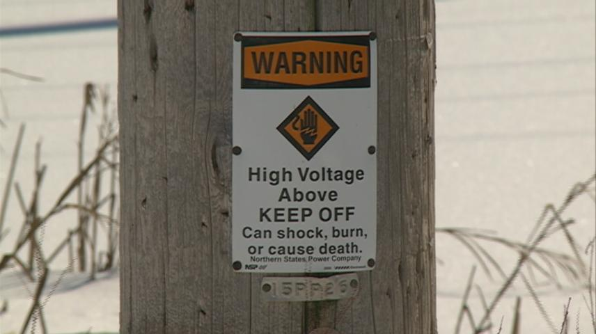 Some raise concerns over Xcel Energy's request to cross marsh to replace power polls