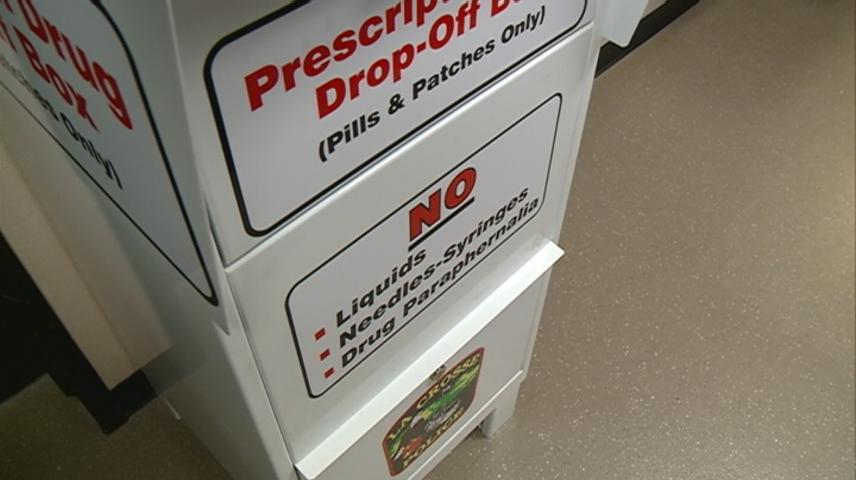 Get rid of your unused or unwanted prescription medications this Saturday