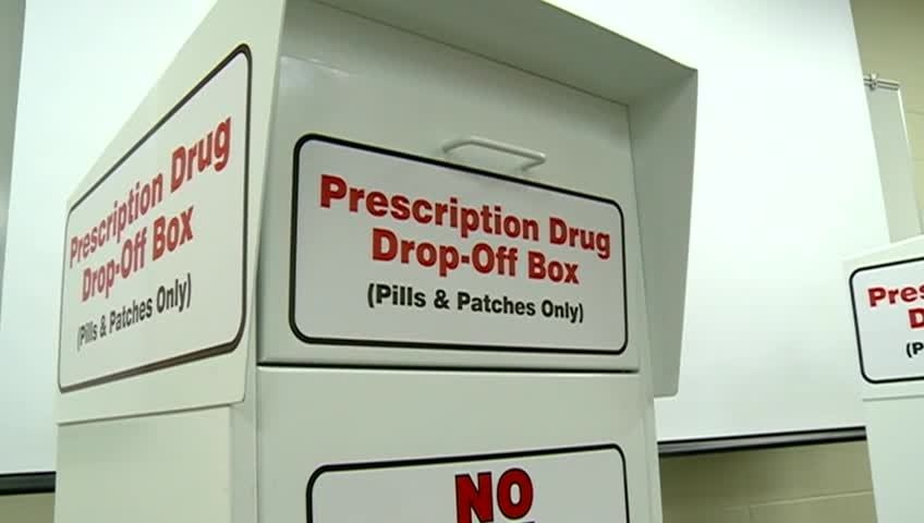 7 drug drop boxes to be installed in La Crosse County