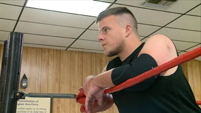 Weekend Warriors: Local Professional Wrestling