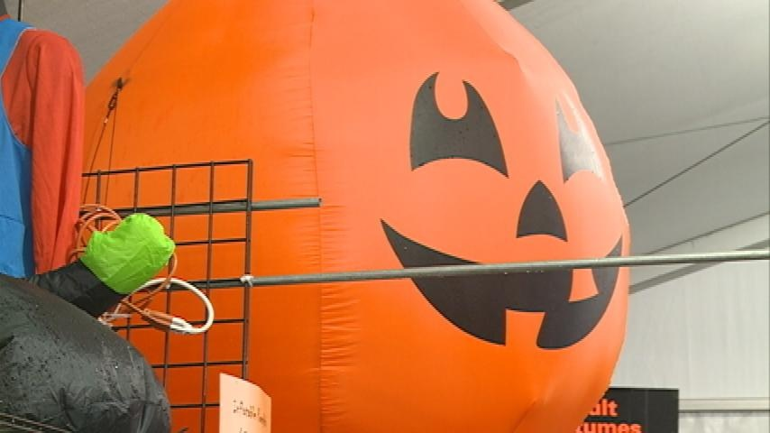 Halloween sales important for area businesses
