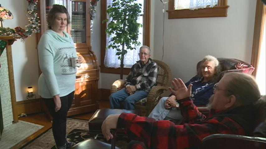 Support group helps those with communication disorder