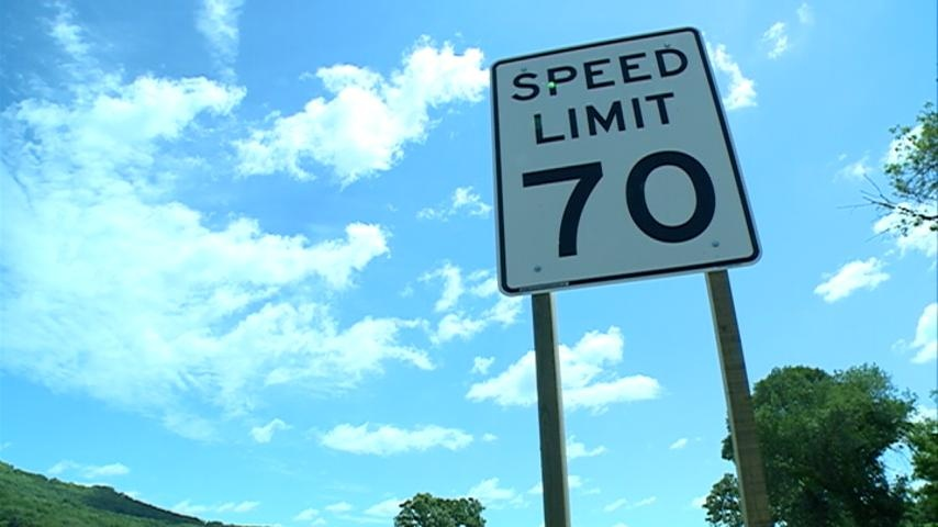 State troopers say drivers are taking advantage of 70 mph limit