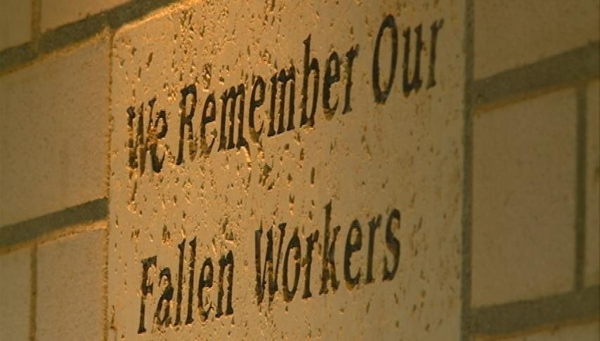 Area workers celebrate 'Worker's Memorial Day'