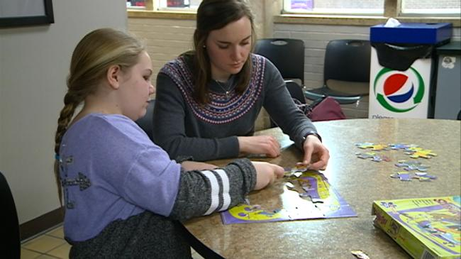 Area mentorship program making a difference in the community