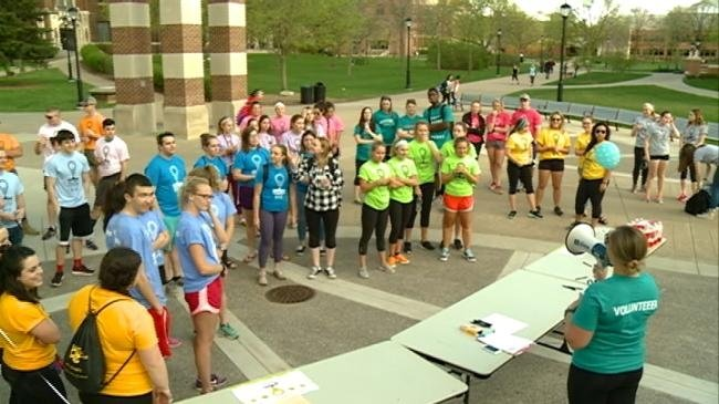 UWL students race to raise sexual assault awareness