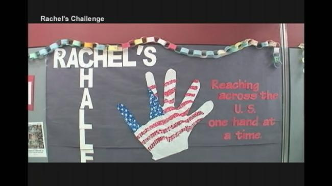 La Crosse students to learn compassion through 'Rachel's Challenge'