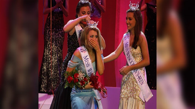 Holmen native Miss Wisconsin shares personal story of overcoming loss