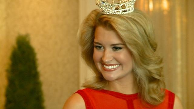 Send off party held for Miss Wisconsin