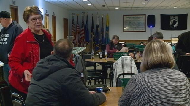 Cabin Fever Meat Raffle fundraiser fights off winter blues