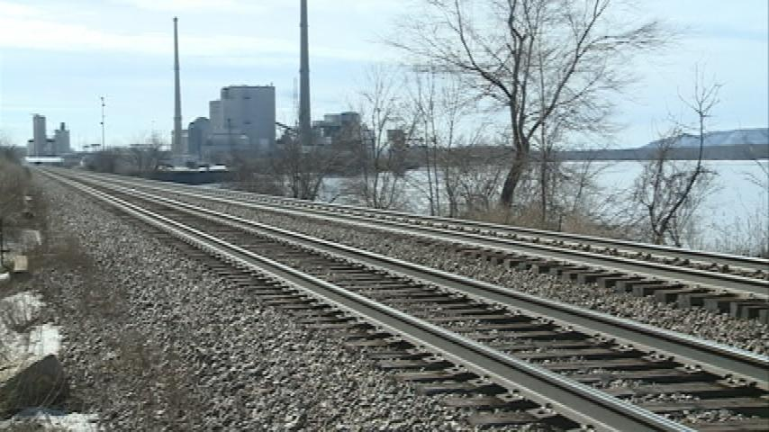 Fishers, rail companies at odds over rail trespassing