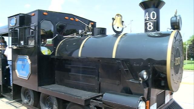 24th annual Railfest opens in Copeland Park