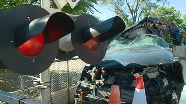 Wisconsin DOT teaches rail safety in La Crosse